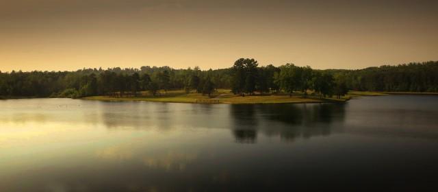 Derbyshire Lake