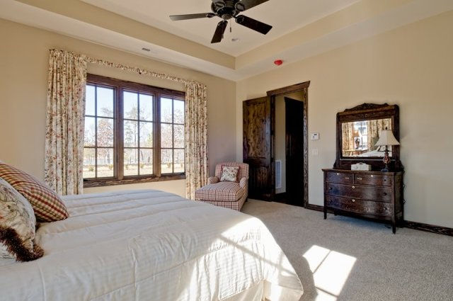 Master Bedroom 2 Derbyshire Gated Community In North Carolina